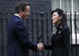 Thủ  tướng Anh- Yingluck Shinawatra