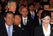 Thủ tướng CPC Hun Sen- Yingluck Shinawatra