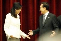 TT Hàn - Yingluck Shinawatra 4