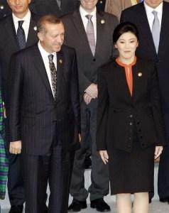 TT Thổ Nhĩ Kỳ-Yingluck Shinawatra